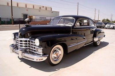 Cadillac : Other Sedanette 1947 cadillac series 62 sedanette base 5.7 l