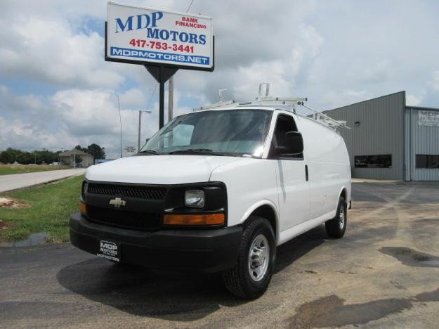 2009 chevrolet express 2500 cars for sale