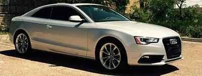 Audi : A5 2.0T 2014 audi a 5 luxury coupe 2 door 2.0 l