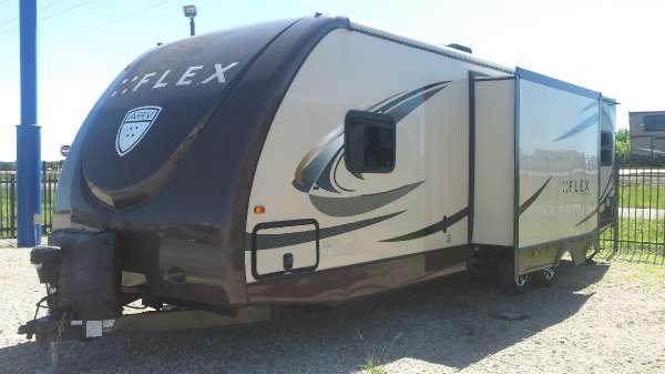 2014 Augusta RV FLEX AT30RK