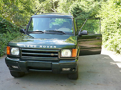 Land Rover : Discovery Series II SE Sport Utility 4-Door 2002 land rover discovery se dark green two for one