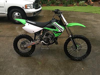 2009 Kawasaki Kx100 Motorcycles for sale