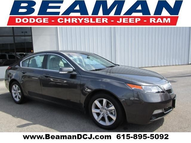 2013 Acura TL Base 4dr Sedan w/Technology Package TECH