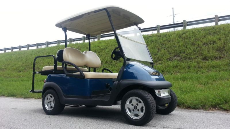 2013 Club Car 4 Pass 10