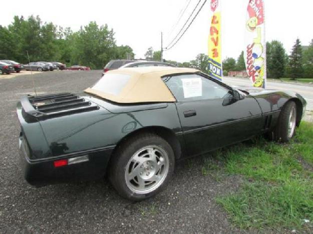 1990 Chevrolet Corvette for: $12400