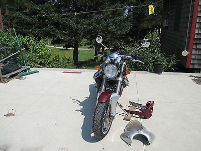 Moto Guzzi : centauro 1998 moto guzzi centauro