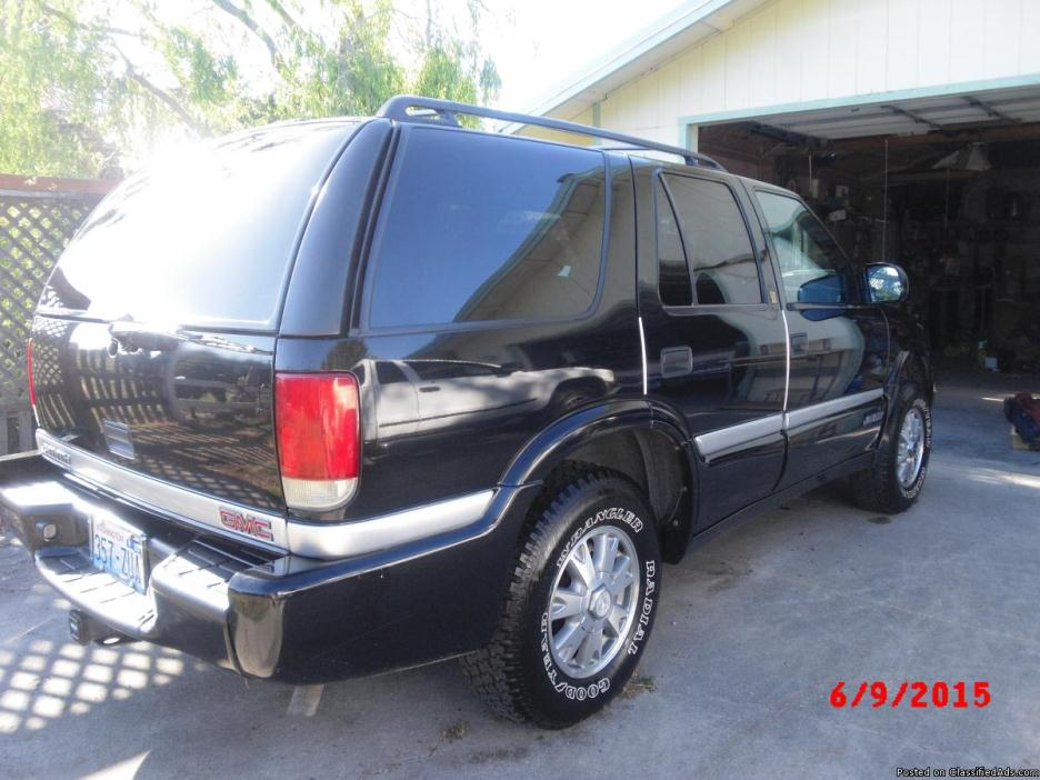 GMC JIMMY SLT 67K MILES