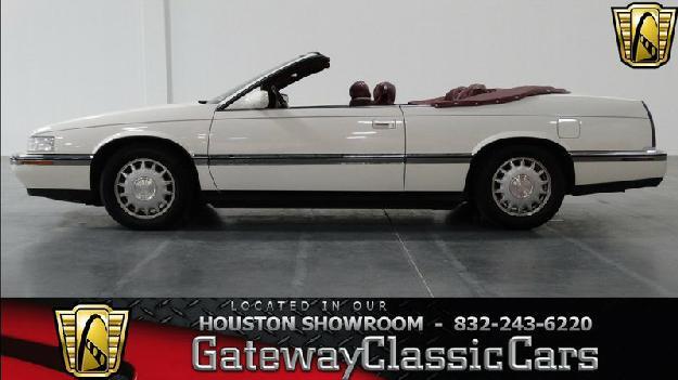 1993 Cadillac El Dorado for: $14995