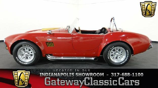 1965 Ac Cobra Cobra Replica for: $59995