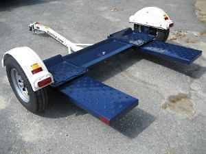 MasterTowDolly.com 2016 NEW RV/Car Tow Dolly with Straps, LED's, Warr.