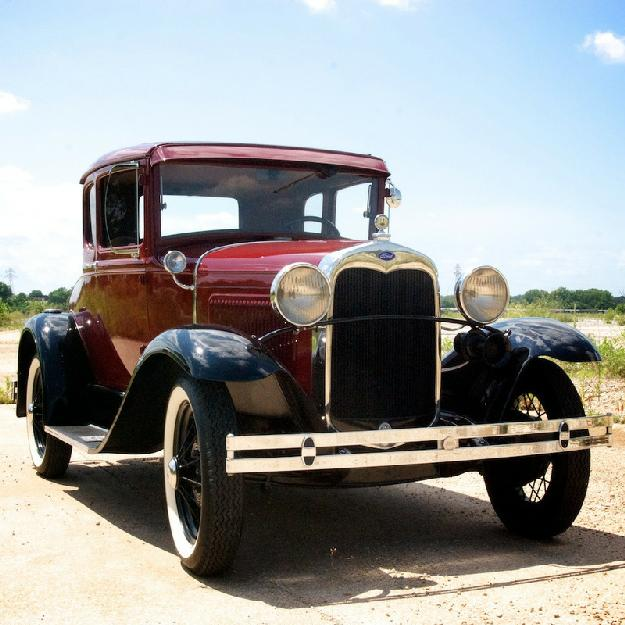 1930 Ford Model A for: $28900