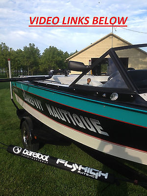 Ski Nautique Barefoot Nautique Excel  1993   VIDEO LINKS BELOW!!!