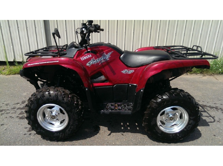 Yamaha grizzly 550 fi auto 4x4 eps special motorcycles for for Yamaha grizzly 80