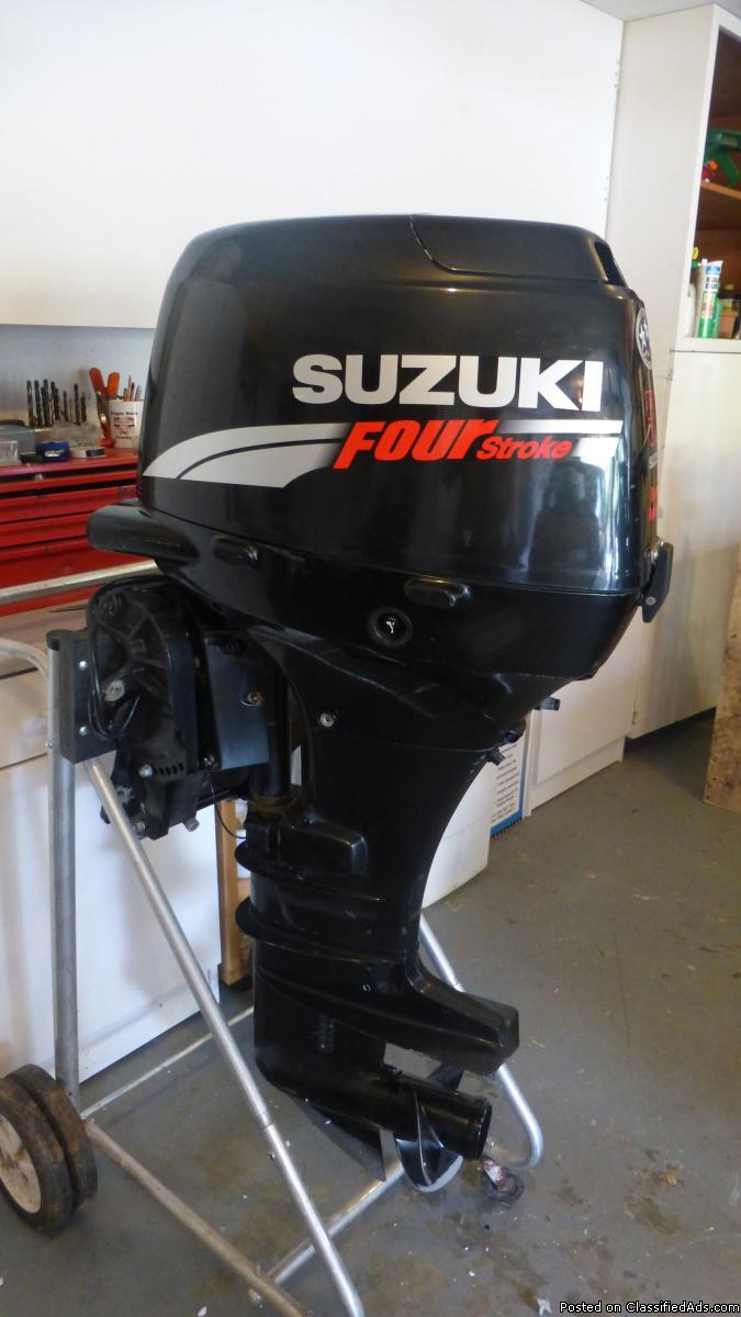 50 hp outboard boats for sale for Suzuki outboard motor repair shops