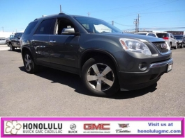 2011 GMC Acadia Honolulu, HI