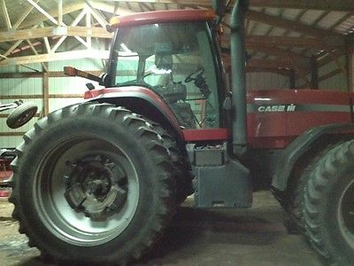 2001 Case IH MX 240 MFD Row Crop Tractor