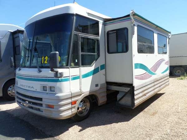 Winnebago Vectra 34rq Rvs For Sale In Mesa Arizona