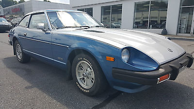 Datsun : Z-Series GL 1981 280 zx gl 2 2 hatchback automatic 33 k original miles cold air conditioning