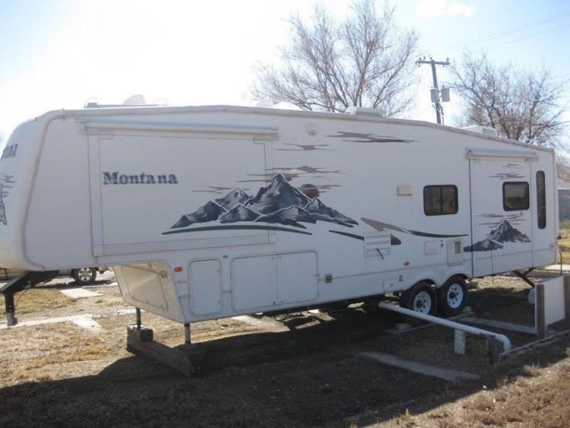 2006 Keystone Montana 3475RL