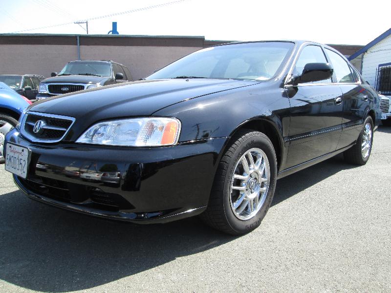 2001 Acura TL 3.2 Vallejo, CA