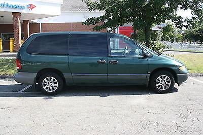 Dodge : Grand Caravan Base Mini Passenger Van 4-Door 1996 dodge grand caravan base mini passenger van 4 door 3.0 l