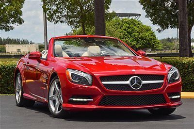 Mercedes-Benz : SL-Class 2dr Roadster SL550 13 mercedes benz sl 550 120705 list p 1 pkg illuminated sills driver assist pkg