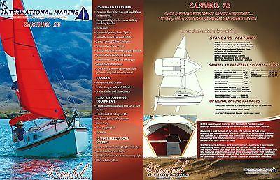 Sanibel 18  Sailboat