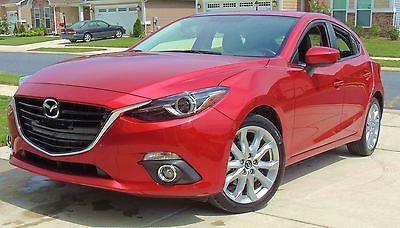 Mazda : Mazda3 S Grand Touring Hatchback 4-Door S Grand Touring Hatchback 4-Door 2.5L 184 HP