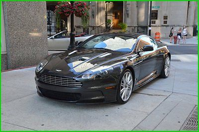 Aston Martin : DBS Aston Martin DBS. 2010 used 6 l v 12 48 v automatic rwd premium