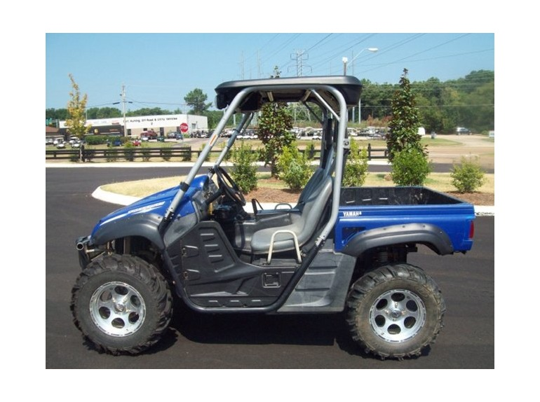 Yamaha rhino 660 auto 4x4 motorcycles for sale in mississippi for 2006 yamaha grizzly 660 value