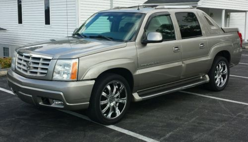 Cadillac : Other ext 2002 cadillac escalade ext base crew cab pickup 4 door 6.0 l
