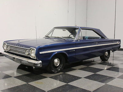 Plymouth : Other BUILT TO MOVE BELVEDERE, STRONG 440 V8, CAM, 4BBL, 4-SPEED, FLOWMASTERS, MEAN!!