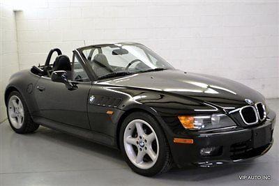 BMW : 3-Series SPORT Z3 2.8 ROADSTER / 58978 MILES / SPORT PACKAGE / TRIPLE BLACK / HEATED SEATS