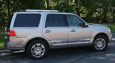 Lincoln : Navigator Base Sport Utility 4-Door 2008 lincoln navigator elite sport utility 4 door 5.4 l make an offer low askng