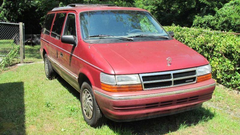Emissions Test Utah >> 1993 Dodge Caravan Cars for sale