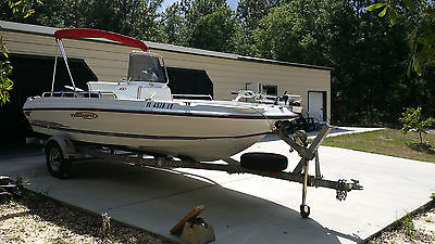 Center Console Triumph 190 Bay ***PRICE LOWERED!!!!