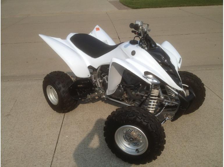 2012 Yamaha Raptor 350