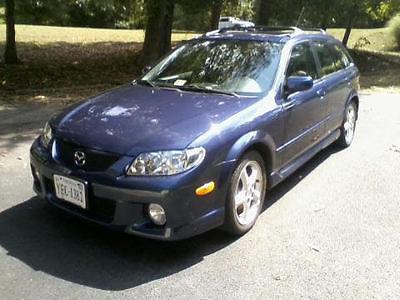 Mazda : Protege Base 4 Dr Wagon Hatchback  2002 mazda protege 5 4 dr wagon hatchback excellent cond zip code 24121