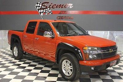 Chevrolet : Colorado LT w/1LT orange,