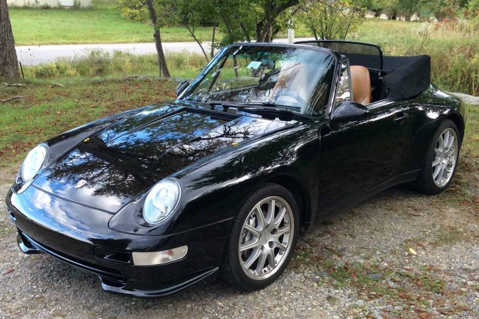 1995 Porsche 911 C4