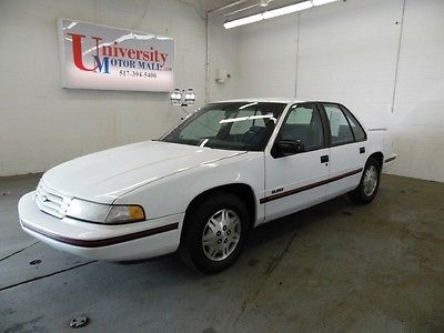 Chevrolet : Lumina Euro CLEAN CLASSIC POWER AUTO GOOD TIRE TREAD 4DR 2WD FWD LOW MILES EURO QUALITY