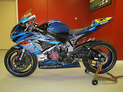 08 Gsxr 600 Motorcycles for sale