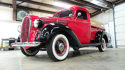 Ford : Other Pickups 1939 ford barrel grille half ton pickup truck