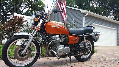 Honda : CB CB 750A 1976 Hondamatic