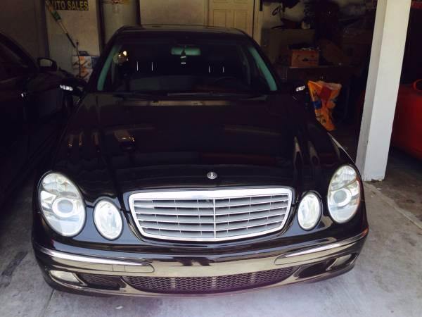 2005 Mercedes diesel fuel