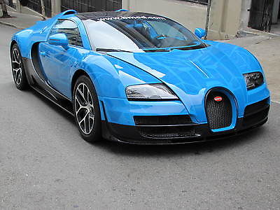 Bugatti : Other Vitesse Transformers Edition. 350 miles 2014 bugatti vitesse transformers edition one of one