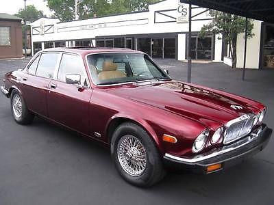 1985 jaguar xj6 for sale
