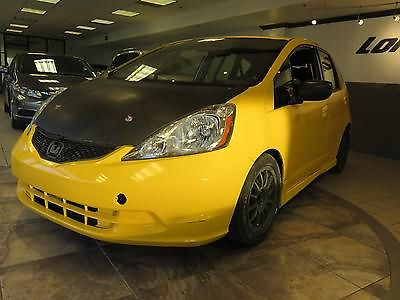 Honda : Fit B-SPEC Canadian Racing Car 2012 honda fit b spec racing car ctc canadian touring car