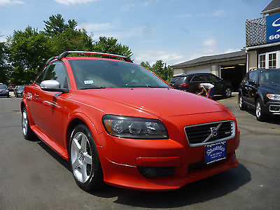 Volvo : C30 R-Design Boston Red Sox Edition #32 2008 volvo c 30 t 5 hatchback 2 door 2.5 l