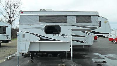 USED 2013 PALOMINO BRONCO TRUCK CAMPER